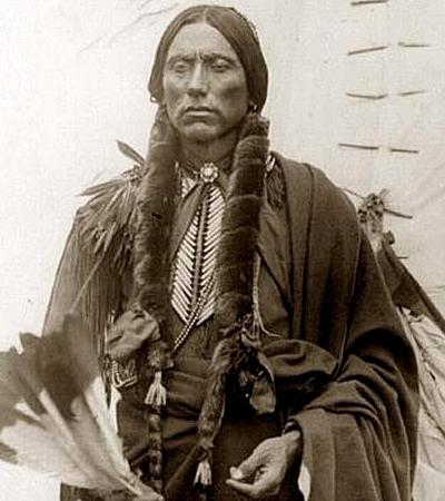 Comanche Quanah Parker