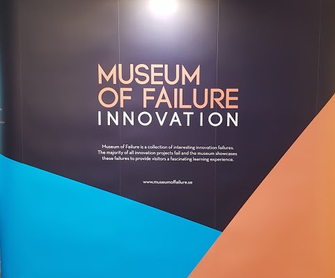 Museum Of Failure Innovation