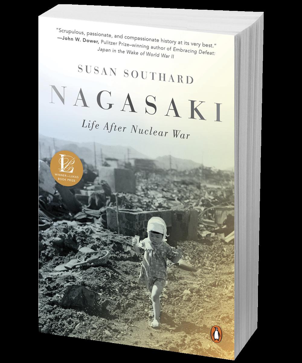 Nagasaki Susan Southard Paperback Cover