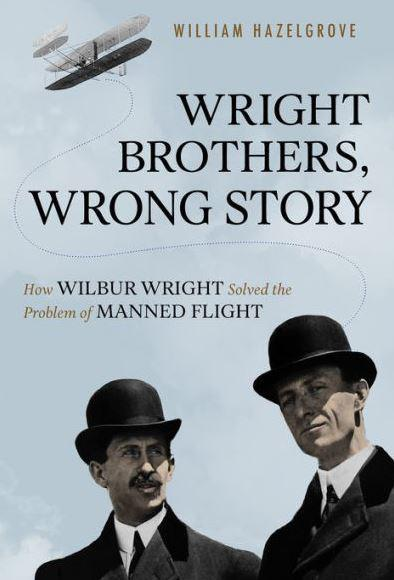 Wright Brothers Wrong Story Book Cover
