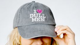 I Love Dull Men