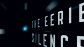 The Eerie Silence Cropped Cover