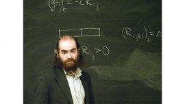 Grigory Perelman