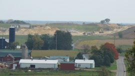Bridge Creek Wisconsin Frac Sand Mine