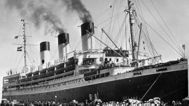 Cap Arcona Nazi Titanic