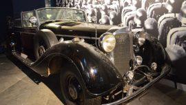Hitler Limo Canadian War Museum