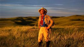 Steve Alexander As George Custer
