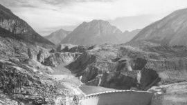 Vajont Dam 1963