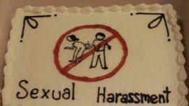 Cakewrecks Sexual Harassment Cake