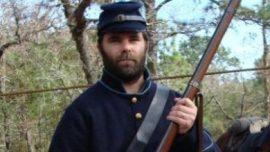 Charlie Schroeder Civil War