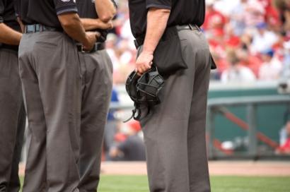 Baseballumpires