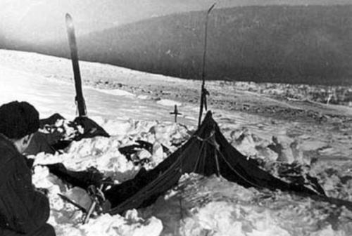 Dyatlov Pass Hikers Tent
