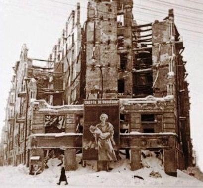Leningrad Anna Reid Cover