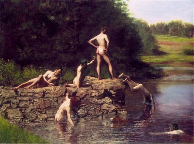 Thomaseakins Swimming