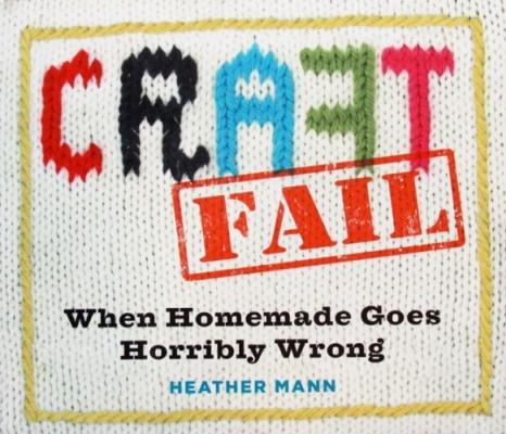 Craft  Fail  Book  Cover