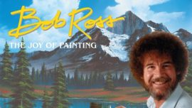 Bob Ross The Joy Of Painting Book Cover