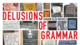 Delusions Of Grammar Book Cover