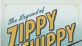 The Legend Of Zippy Chippy Book