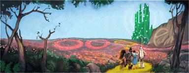 Google Doodle The Wizardof Oz