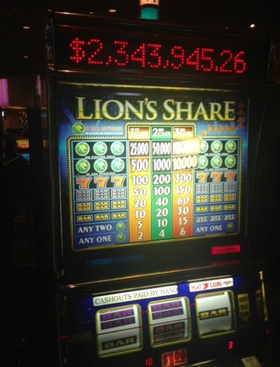Lions  Share  Mgm  Grand