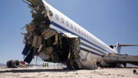 Discovery Curiosity Plane Crash
