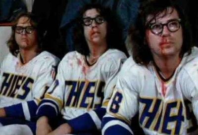 Slap Shot Hanson Brothers
